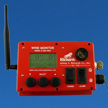 490-A Wind Speed Alarm