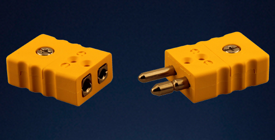 Standard Thermocouple Plug and Jack