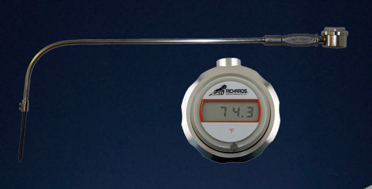 Portable Pyrometer