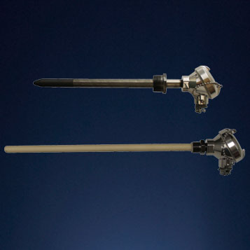 Straight Thermocouple Assemblies
