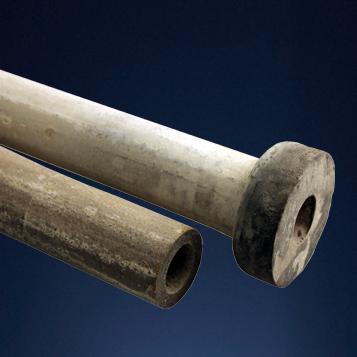 Silicon Carbide Thermocouple Protection Tube