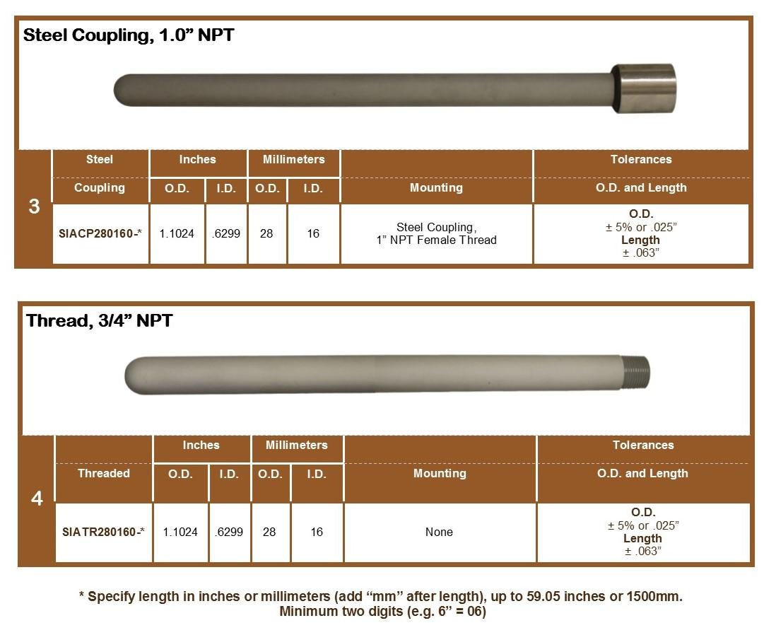 p111 Tubes Ceramic Sialon 20180522-2